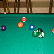 Stock Photo: Billiard balls