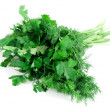 Dill parsley to spices — Stock Photo