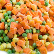 Frozen vegetables — Stok fotoğraf