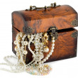 Treasure chest — Stock Photo #1195705