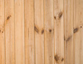 Planks of wooden wall — Foto Stock