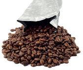 Coffee bean isolated — Stock Photo