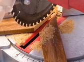 Electric saw — Stock Photo