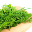 Stock Photo: Dill parsley