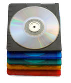 Mini discs — Stock Photo