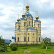 Church of St. Alexander Nevsky — Stock Photo