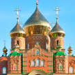 Stock Photo: Facade of St.Vladimir Cathedral