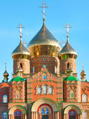 Facade of St.Vladimir Cathedral — Stock Photo