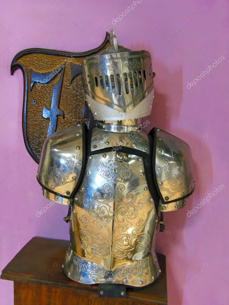 Armor of knight — Stock Photo #1354103