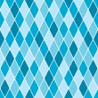 Royalty-Free Stock Vector Image: Harlequin winter seamless pattern