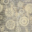 Art grunge pattern - Stock Photo
