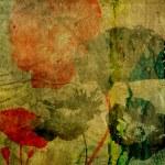 Art floral vintage colorful background — Stock Photo #1611878