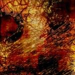 Art paper grunge background — Stock Photo #1620341
