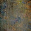 Art abstract grunge graphic background — Stockfoto