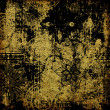 Art abstract grunge graphic background - Stock Photo