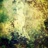 Art abstract grunge graphic background — Стоковое фото