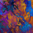 Art abstract grunge graphic background — Stock fotografie