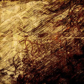 Art abstract grunge graphic background — Stock Photo