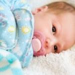 Newborn baby — Stock Photo #1170861