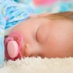 Baby sleep — Stock Photo #1170953