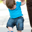First steps — Stock Photo #1173557
