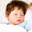 Sleeping child — Stock Photo #1174101