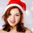 Mrs santa claus - Stock Photo