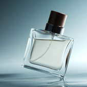 Perfume bottle — Stock Photo