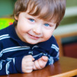 Cheerful child - Stock Photo
