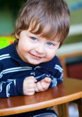 Cheerful child — Stock Photo