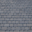 Stock Photo: Grey block paving background