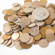 Old coins. — Stock Photo