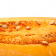Ripe pumpkin - Stock Photo