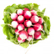 Royalty-Free Stock Photo: Heap of radish