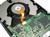 Hard disk drive — Stock Photo