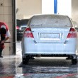Car washing — Foto de Stock