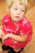 面白い赤ちゃん — ストック写真