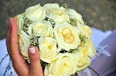 Dia do casamento — Fotografia Stock