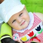 Serious baby — Stock Photo #1583637