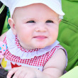 Stock Photo: Lovely baby