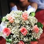 Wedding flower — Stock Photo