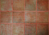 Beige ceramic tile texture — Stock Photo