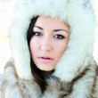 Swathed in furs — Stock Photo #2379772