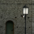 Stock Photo: Street lamp 4