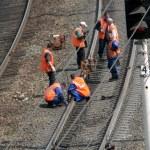 On railway — Stock Photo #1174776