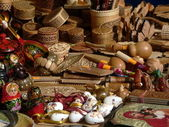 Conventual souvenirs — Stock Photo