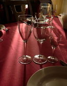 テーブルの上の太陽 — ストック写真