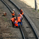 Railway repair 2 — Stock Photo #1255509