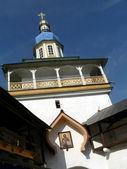 Pechorsky priory 2 — Stock Photo