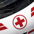Medical red cross. - Stock Photo